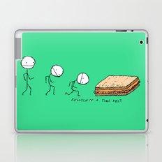 Evolution of a Tuna Melt Laptop & iPad Skin
