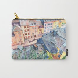 Luxembourg roofs Carry-All Pouch