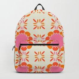 Sixties Tile Backpack