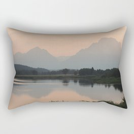 Mountain Dreams Rectangular Pillow