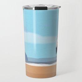 The Gannet and Bass Rock Travel Mug