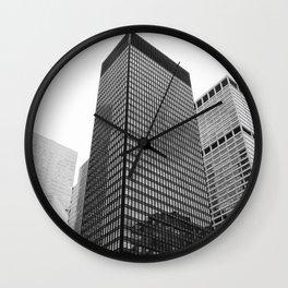 New York, Seagram Building, Mies van der Rohe Wall Clock