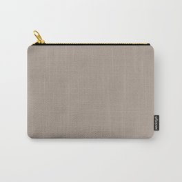 simply taupe Carry-All Pouch