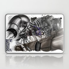 BounD Issue #2 Cover (small logo) Laptop & iPad Skin