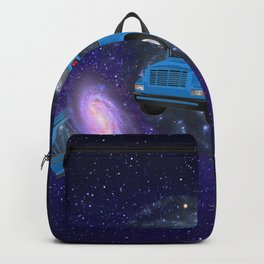 The good old days where the school went on a trip Backpack