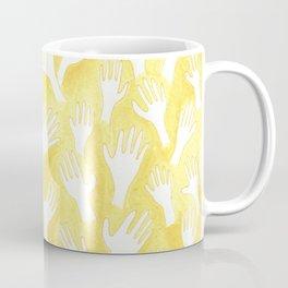 #29. NATALIA - Hands Coffee Mug