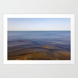 Beautiful Nature, beautiful Sea Art Print