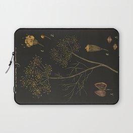 Dill (Dark Background) Laptop Sleeve