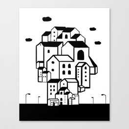 where is your home? Canvas Print