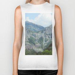 Telluride Mountains Biker Tank