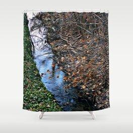 Brook Shower Curtain