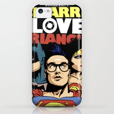 Bizarre Love Triangle: The Post-Punk Edition iPhone 5c Slim Case