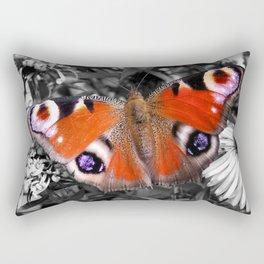 In a Mundane World Rectangular Pillow