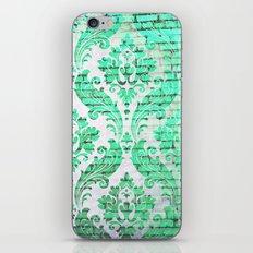 Urban Emerald iPhone & iPod Skin