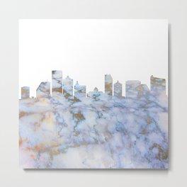 Atlantic City Skyline New Jersey Metal Print