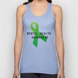 Mental Health Awareness Unisex Tank Top