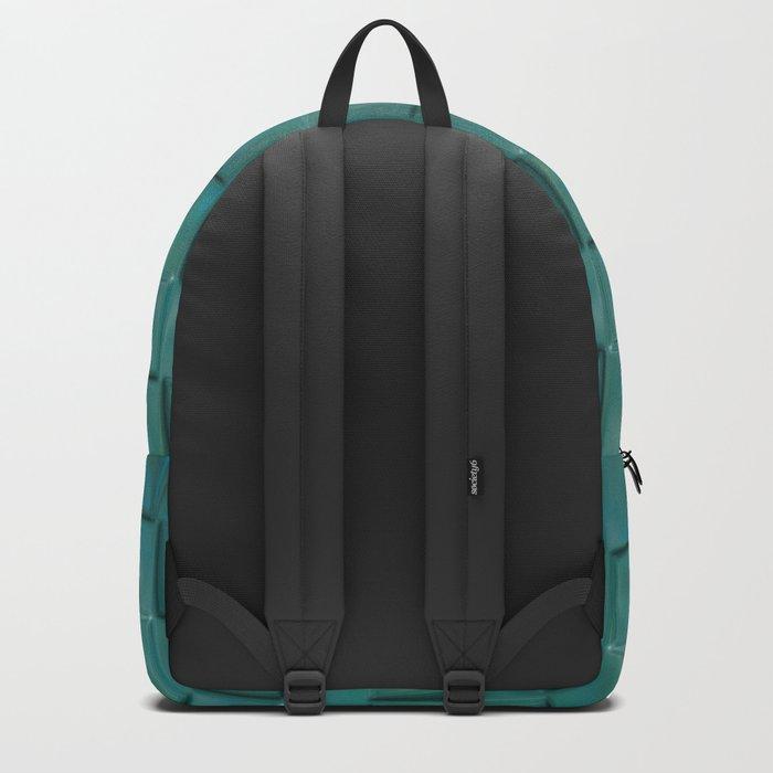Trippy Tiles Backpack