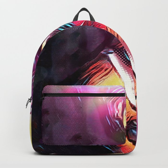 All The Rave Backpack