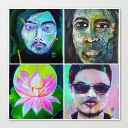 Collage 22032015 Canvas Print