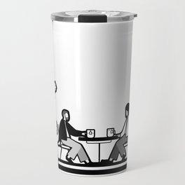 Chai and Cacti II Travel Mug