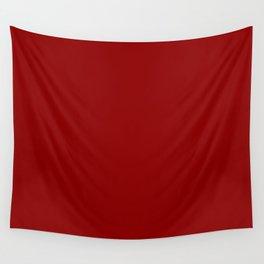 Dark Red Wall Tapestry