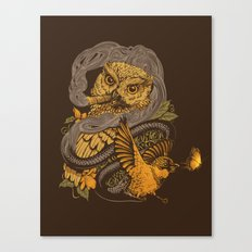 BIGMEAL Canvas Print