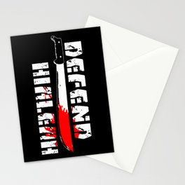 DEFEND HIALEAH Stationery Cards