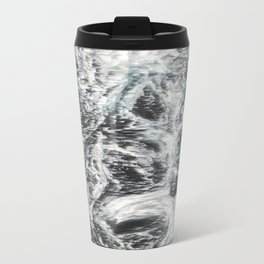 Coral Metal Travel Mug