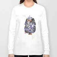 arab Long Sleeve T-shirts featuring Tuts formation by Mo.Awwad