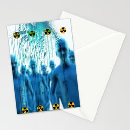 Aliens Gang & Acid Radioactivity Cure Stationery Cards