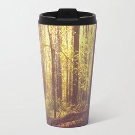 She Experienced Heaven on Earth Among the Trees Travel Mug