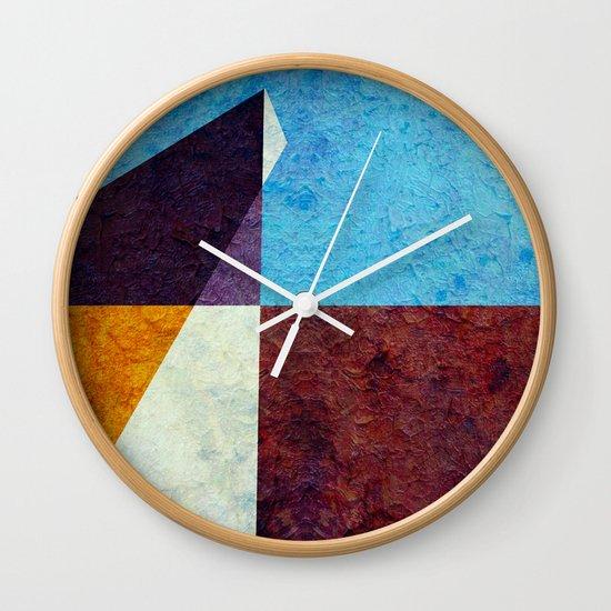 The Walk Home Wall Clock
