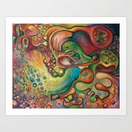 Gumball Art Print