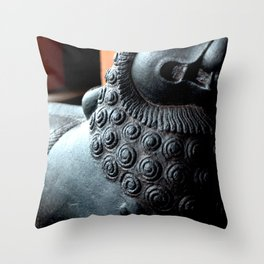 Shi Shi Throw Pillow