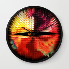 The Eye Beholds: Two Wall Clock