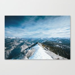 Clouds Rest Canvas Print
