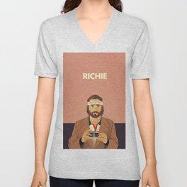 Richie Unisex V-Neck