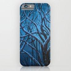 Winter Trees Slim Case iPhone 6s