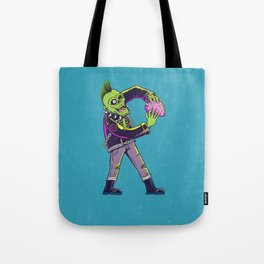 R is for Return of the Living Dead Tote Bag