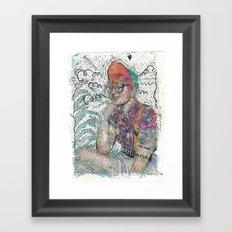 Autry Framed Art Print