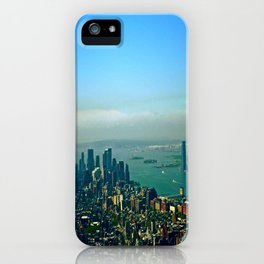 New York from the Empire State Building iPhone Case