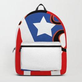 Mi bandera, Puerto Rico Backpack