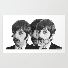 Ringos Ate My Baby Art Print