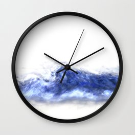 Atmospheric abstract Wall Clock
