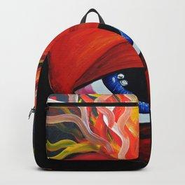 Heart exploding Backpack
