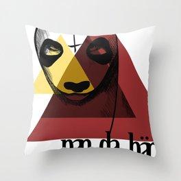 Pandabär Throw Pillow