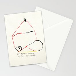 My Father trapped in his own house. Stationery Cards