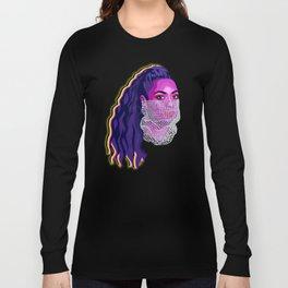 Mrs. Carter Long Sleeve T-shirt