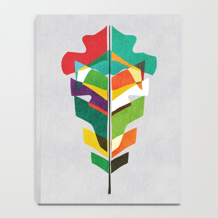 Before the last leaf falls Notebook
