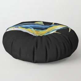 Yellowfin Tuna Floor Pillow
